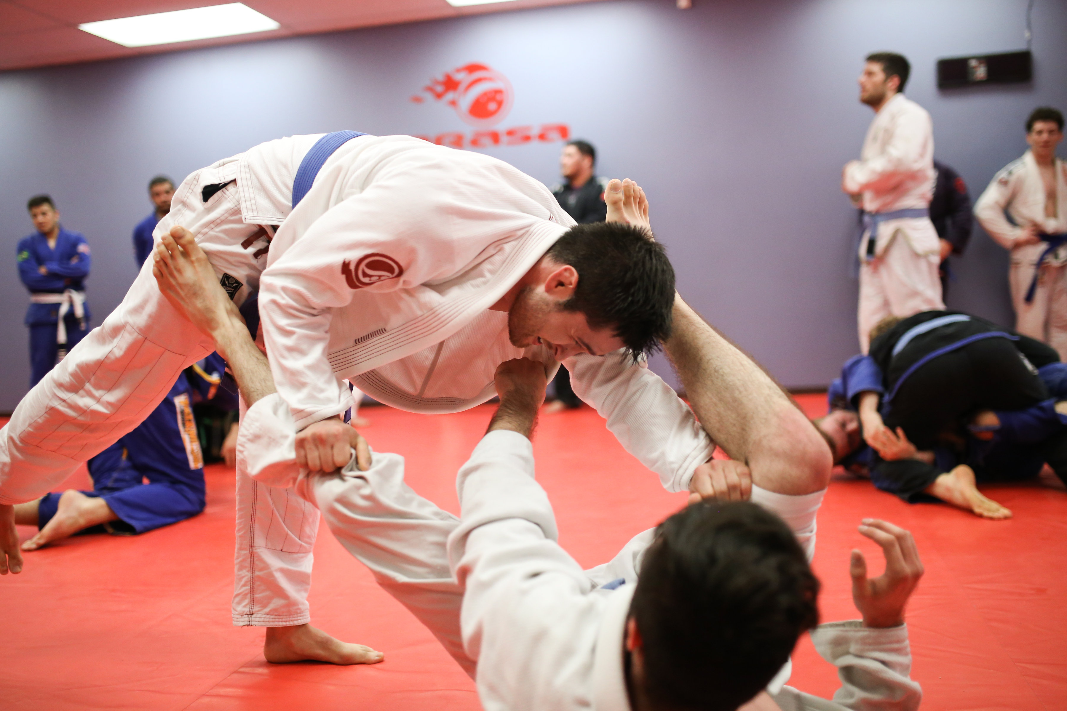 Ohio Brasa - What is jiu jitsu